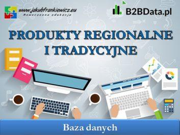 produkty regionalne - Jakub Frankiewicz - Nowoczesna Edukacja