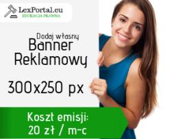 LexPortal.eu – Reklama w serwisie