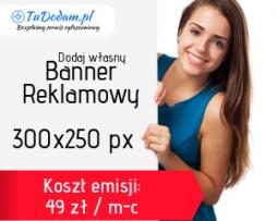 TuDodam.pl – Reklama w serwisie