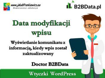 b2bdata modyfikacja - Jakub Frankiewicz - Nowoczesna Edukacja