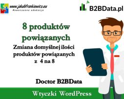 Doctor B2BData – 8 produktów powiązanych