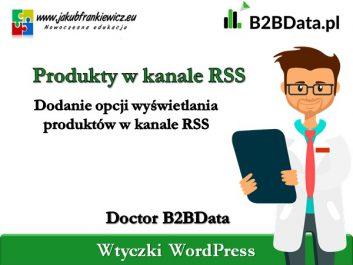 b2bdata rss - Jakub Frankiewicz - Nowoczesna Edukacja
