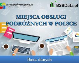 Miejsca Obsługi Podróżnych w Polsce