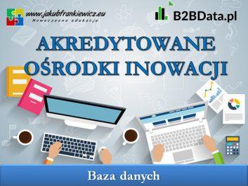 osrodki inowacji - Jakub Frankiewicz - Nowoczesna Edukacja