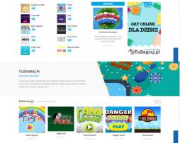 TuZagraj.pl – Gry online dla Ciebie