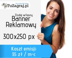 TuZagraj.pl – Reklama w serwisie