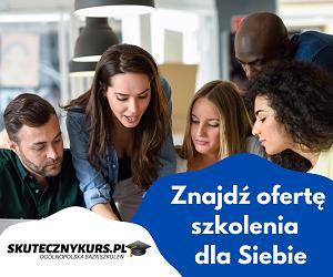 SkutecznyKurs.pl – ogólnopolska baza szkoleń
