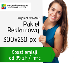 pakiet reklam - Jakub Frankiewicz - Nowoczesna Edukacja